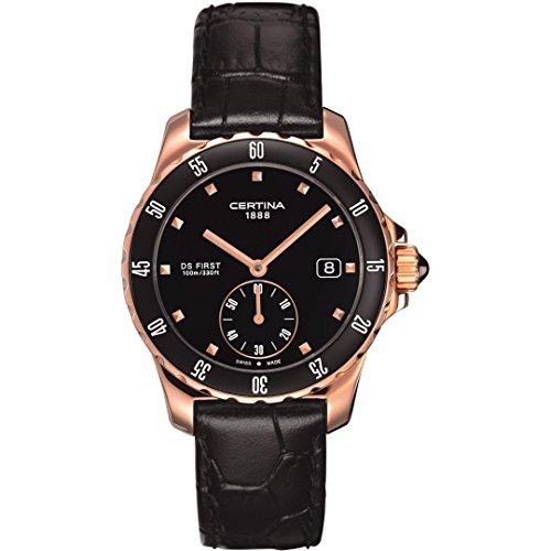 Certina Ladies'Watch XS Analogue Quartz C014,235,36,051,00 Leather