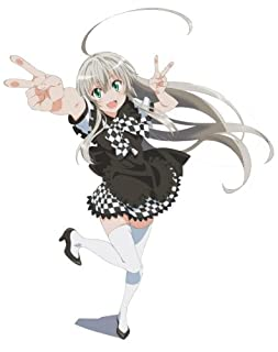 這いよれ! ニャル子さんW OP(仮)[DVD付] [Single, CD+DVD]