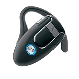 Motorola H500 Bluetooth Headset Soft Touch - Black [Motorola Retail Packaging]