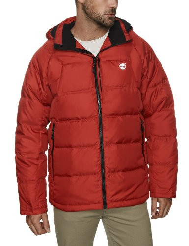 Timberland Reedville Down Men's Jacket Chill Red Small