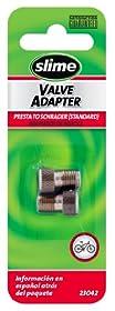 Slime 23042 Presta to Schrader Valve Adapter