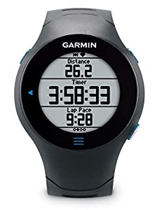 Garmin Forerunner 610 GPS Running Watch with Heart Rate Monitor