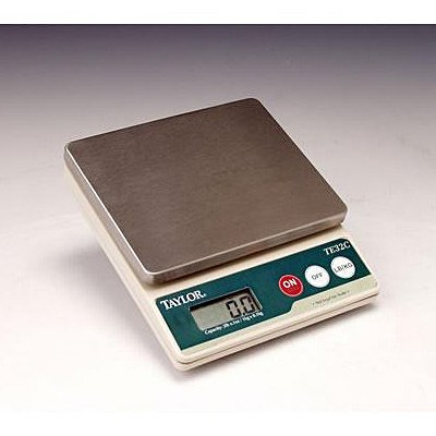 Cheap Taylor 2 lb x 0.1 oz Compact Digital Scale (TE32C)
