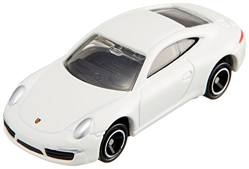 Tomica No.117 Porsche 911 Carrera (box) - 1