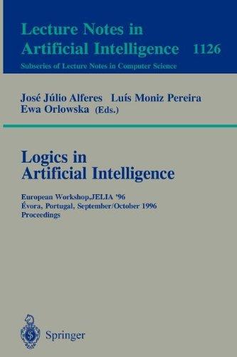Logics in Artificial Intelligence: European Workshop, JELIA '96, Evora, Portugal, September 30 - October 3, 1996, Procee