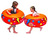 """Inflatable Bumper Boppers - Jackhammer Bumpers - Set of 2 Giant 36"""" Inflatable Body Bumpers"""