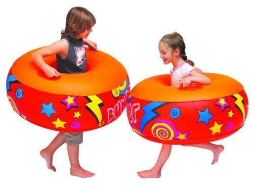"Sale!! Inflatable Bumper Boppers - Jackhammer Bumpers - Set of 2 Giant 36"" Inflatable Body Bump..."
