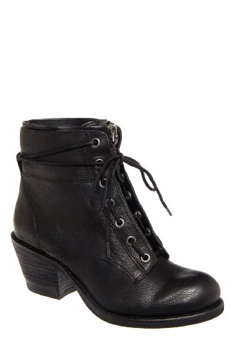 Luxury Rebel Barret Mid Heel Bootie