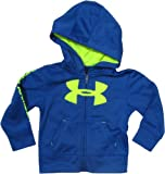 Boys' 4-7 UA Big Logo Hoody Tops by Under Armour