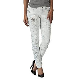 Mossimo Juniors Extreme Fashion Skinny Denim