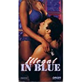 Illegal in Blue (Unrated Edition) [VHS] ~ Stacey Dash