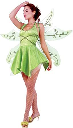 trixie fairy adult sized costumes clothing. Black Bedroom Furniture Sets. Home Design Ideas