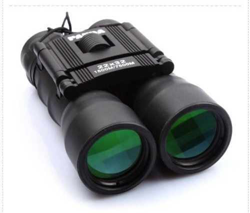Panda 22X32 Binocular Super Clear Telescope For Tourism Hunting Outdoor Camping Low-Light-Level Night Vision Swpa@22222320G