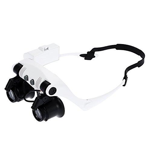 kkmoon-10x-15x-20x-25x-gafas-de-aumento-con-2-luces-led-lupa-relojero-joyero-lupa-de-reparacion