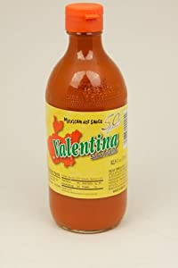 Valentina Hot Red Sauce - Salsa Picante 12-ounce by Valentina