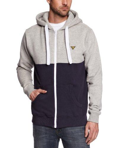 Le Breve Joker Men's Sweatshirt Grey/Navy Large