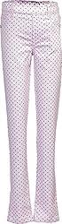 Addyvero Girl's 7 - 8 Years Chino Trouser (GL0063, Pink)