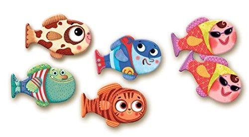 Djeco Memo Fish - 30pcs - 1