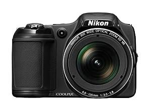 Nikon L820 - Cámara compacta de 16 Mp (pantalla de 3