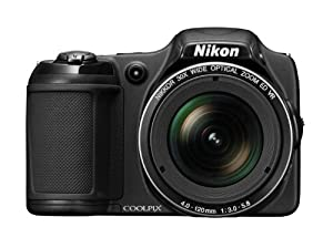 Nikon Coolpix L820 ( 16.79 MP,30 x Optical Zoom,3 -inch LCD )