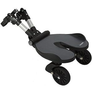 Joovy Bumprider Universal Stroller Board, Black
