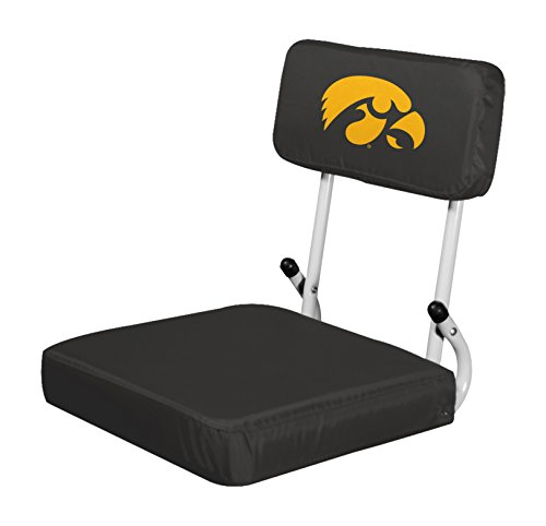 Logo Chair NCAA College Hard Back Stadium Seat