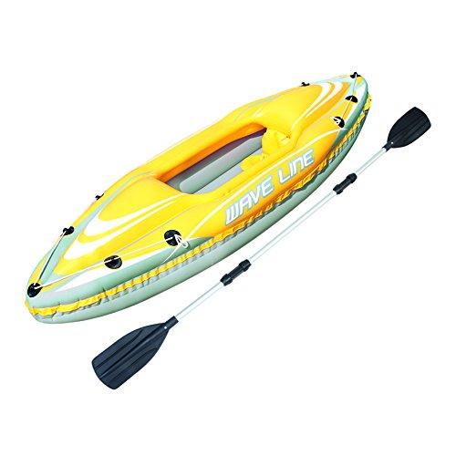 Bestway Wave Line Kayak Set - One Person