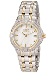 Invicta 0267 Collection Accented Stainless