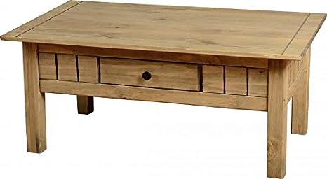Panama - Tavolino da caffè con 1 cassetto