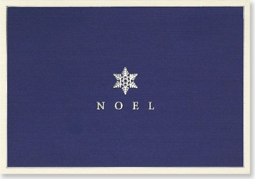 Noel Snowflake Holiday Boxed Cards Christmas Cards Holiday Cards Greeting Cards Small Holiday Card Series