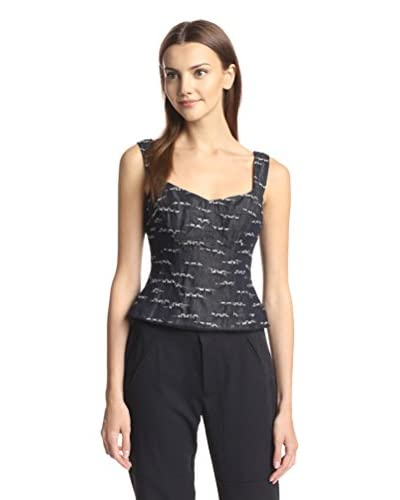 Nanette Lepore Women's Dream Catcher Corset Top