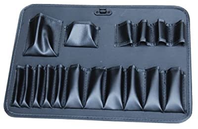 """Vestil CASE-1814 Rugged textured Carrying Case with rounded corners. 18"""" Length, 14"""" Width, 6"""" Height from Vestil Manufacturing Corp"""