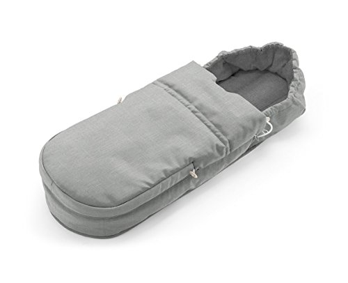 Stokke Scoot Stroller Softbag, Grey Melange - 1