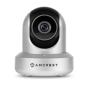 Amcrest IP2M-841 ProHD 1080P (1920TVL) WiFi IP Security Camera, Black