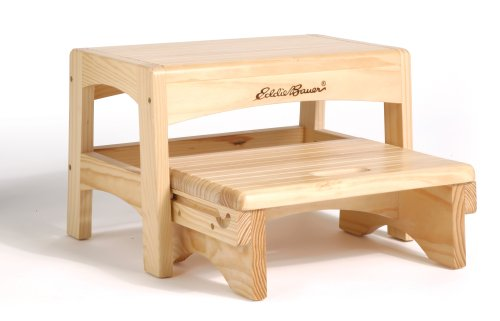 Eddie Bauer 2-Step Stool Birch