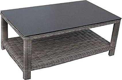 Loungetisch 110 x 65 x 46 cm