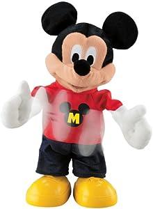 Mickey w6625 jouet d 39 eveil et premier age mickey tape dans ses mains jeux et - Jeux de cuisine de mickey ...