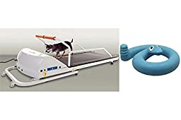 PetRun PR710 Dog Treadmill with Blue Springy Snake Toy