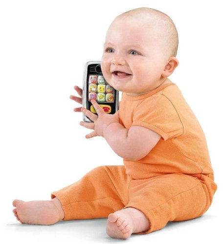 Fisher-Price Laugh &amp; Learn Smart Phone Smilin &#39;
