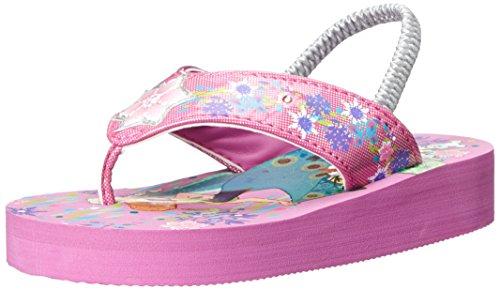 Disney 1FRS111 Frozen Lighted Flip Flop (Toddler/Little Kid), Pink, 9 M US Toddler (Flip Flops Kids compare prices)