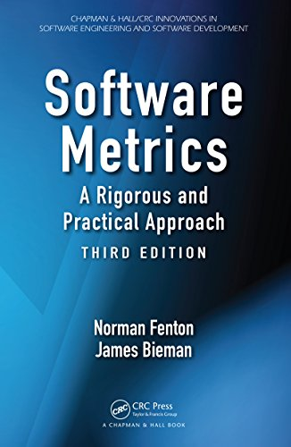 Software Metrics: A Rigorous and Practical Approach, Third Edition (Chapman & Hall/CRC Innovations in Software Engineering and Software Development Series) (Software Metrics And Measurement compare prices)
