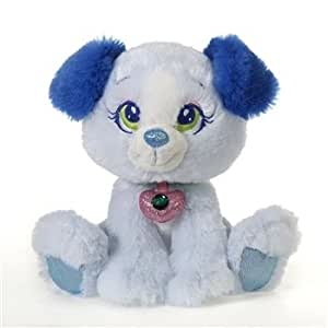 sparky the blue dog sparkle starz plush stuffed animal toy by fiesta toys 8 toys. Black Bedroom Furniture Sets. Home Design Ideas