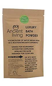 Ancient Living Luxury Bath Powder (150g)