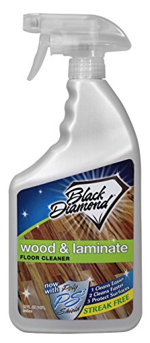 Black Diamond Wood and Laminate Floor Cleaner with PS3, 32 oz. (Spray N Wash Refill compare prices)