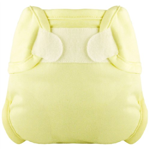 Tidy Tots One-Size Diaper Cover (fits 10-40 lbs) Buttercup