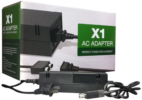 Xbox One Compatible AC Power Adapter World Voltage (Xbox One Ac Adapter Microsoft compare prices)