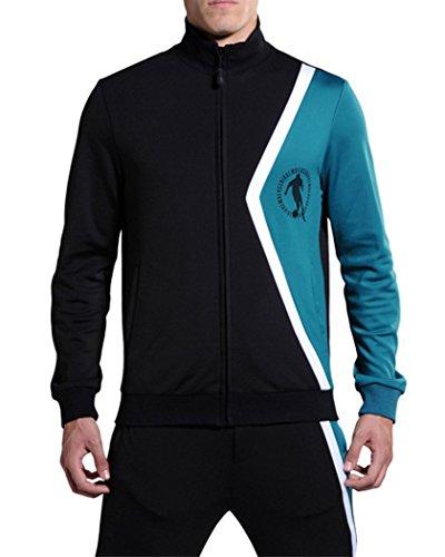bikkembergs-jogging-jacket-dirk-biikkembergs-green-black-l-multicolore