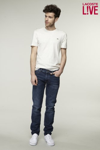 L!ve 5 Pocket Slim Denim 34