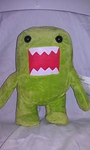 "Domo 10"" Plush - Green"