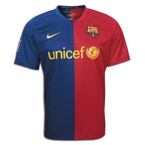 Nike Barcelona Home Jersey 08/09
